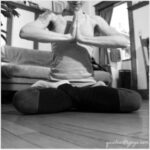 Lotushouding Yoga voor meer stabiliteit!