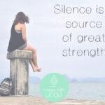 Wat is stilte?