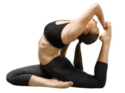Yoga Heupopeners duifhouding
