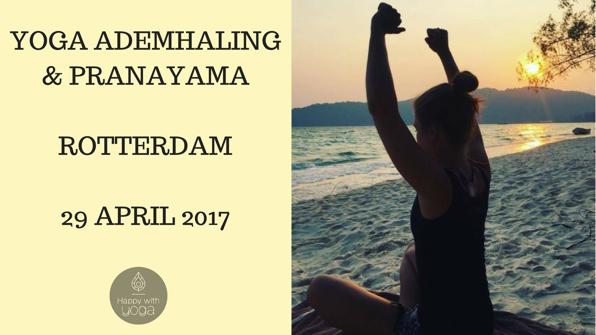 Yoga ademhaling workshop