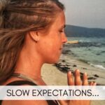 Slow expectations…