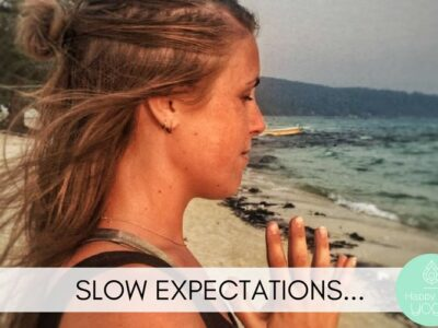 slow expectations