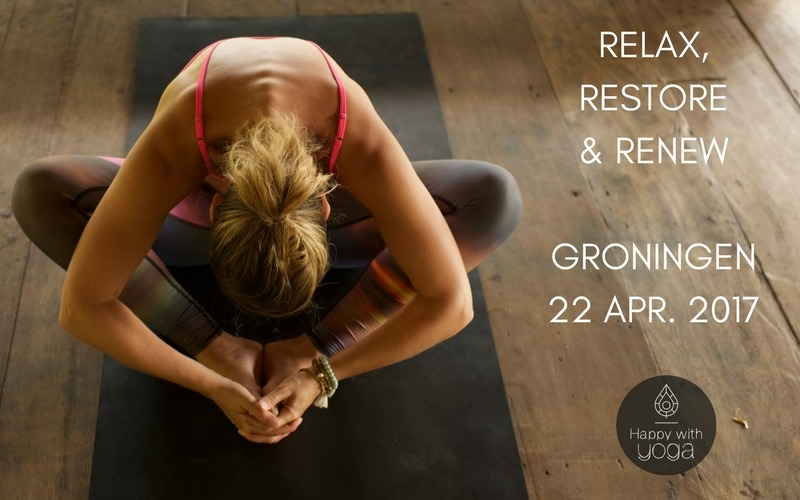 Relax restore renew workshop