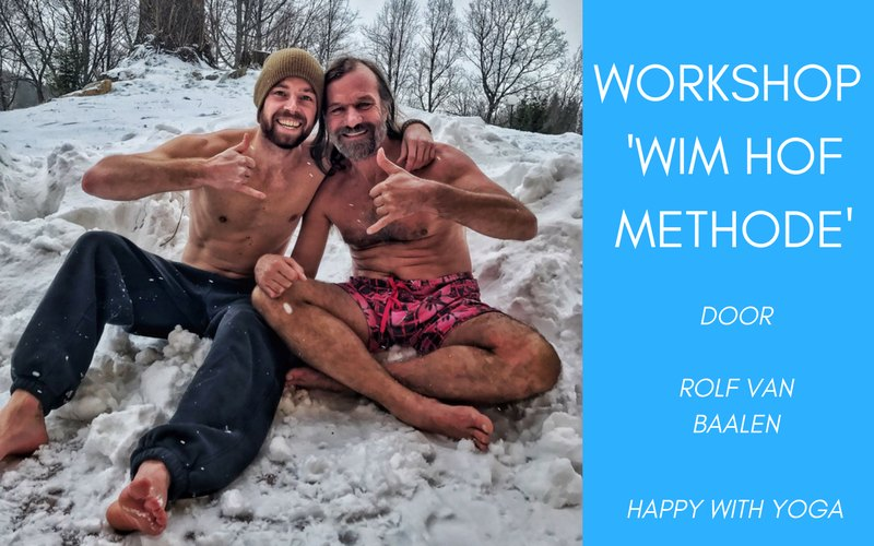 Workshop Wim Hof Methode
