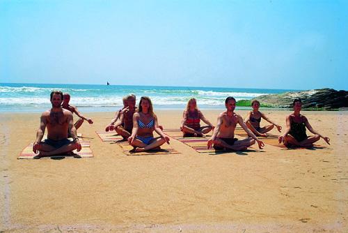 detox yoga oefeningen