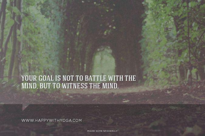 hoe te mediteren