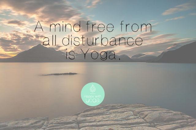 meditatieve yoga