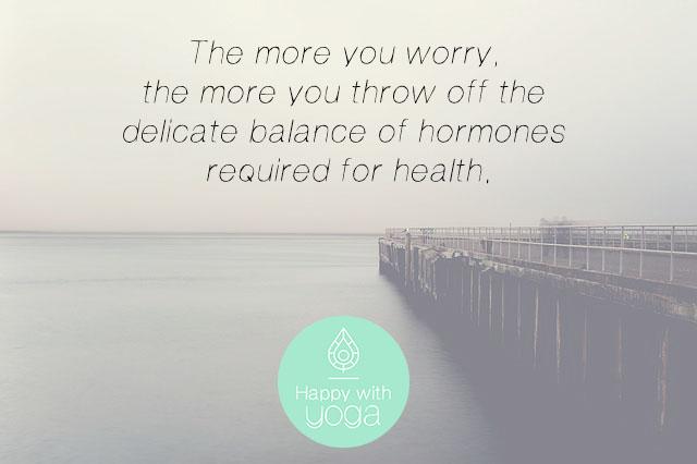 hormonen yoga