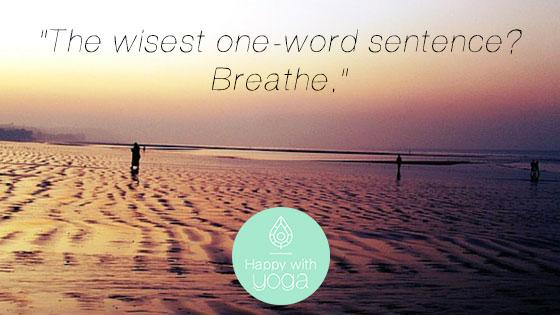 yoga ademhalingen per minuut