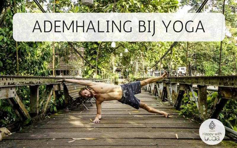 ademhaling bij yoga